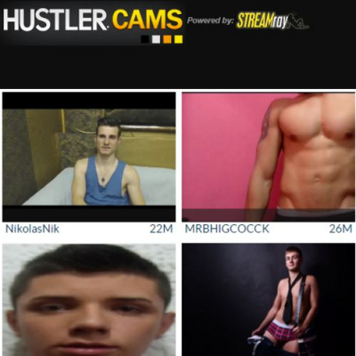 gay hustlercams